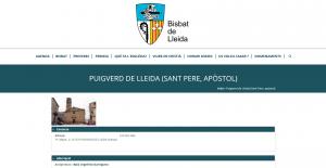 parroquia de sant pere apostol puigverd de lleida