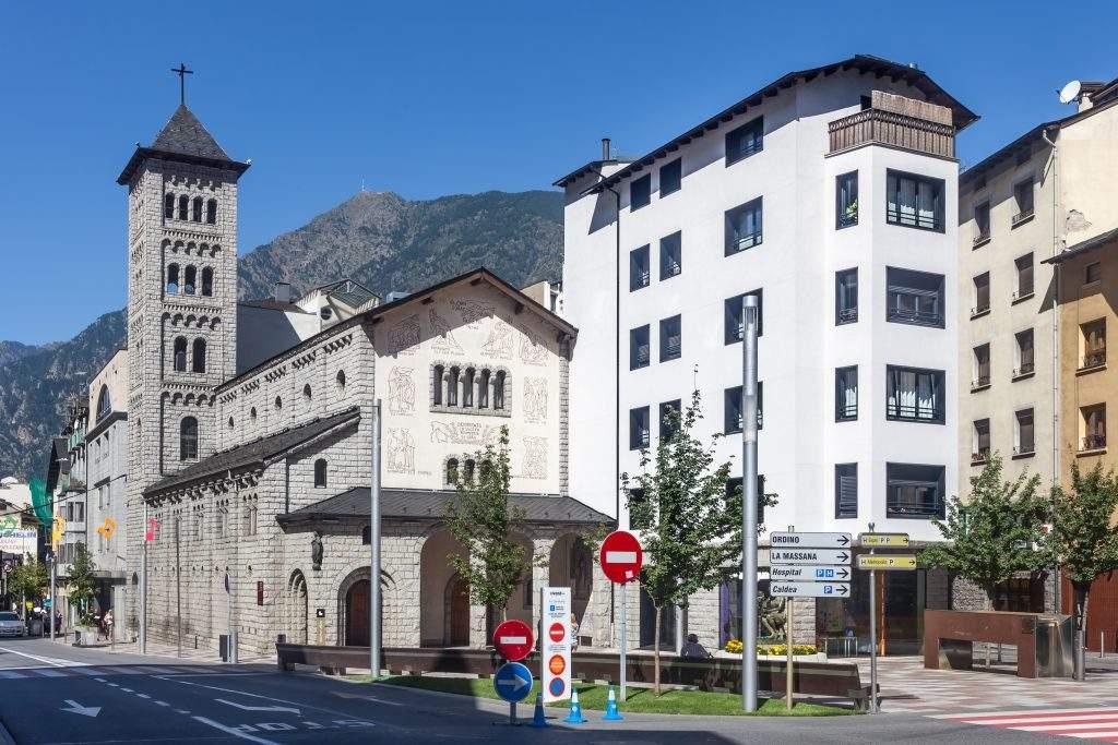 parroquia de sant pere cassovall