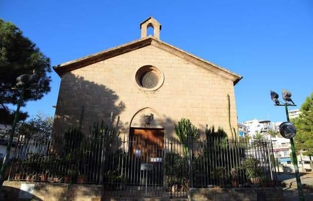 parroquia de sant pere claver portopi palma de mallorca