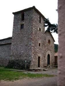 Parroquia de Sant Pere de Valldaneu (Sant Martí de Centelles)
