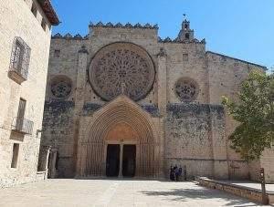 Parroquia de Sant Pere d'Octavià (Monestir) (Sant Cugat del Vallès)