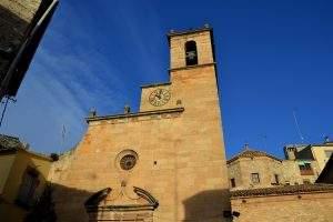parroquia de sant pere el talladell