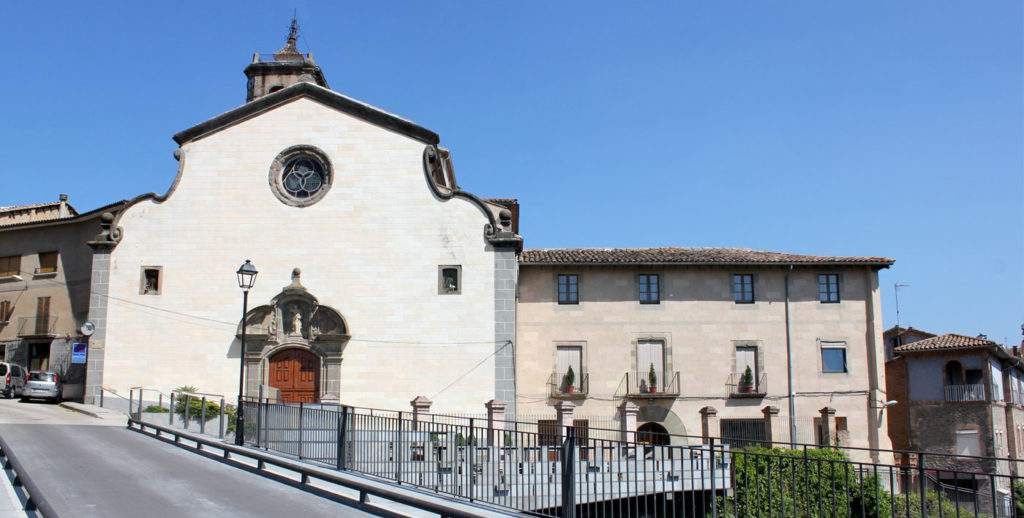 parroquia de sant pere ermengol barcelona