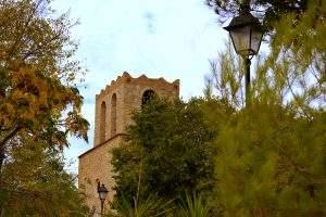 parroquia de sant pere i sant felix olivella
