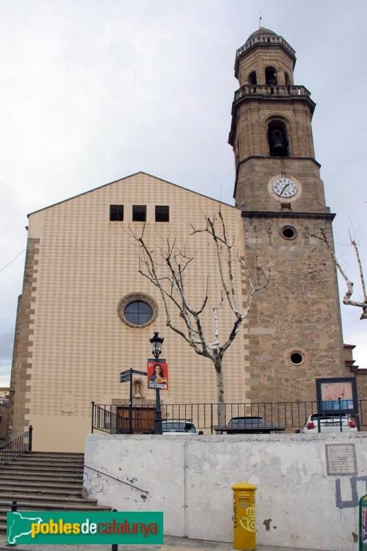 parroquia de sant pere i sant pau canet de mar 1