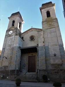 parroquia de sant pere les preses