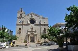 Parroquia de Sant Pere (L'Escala)