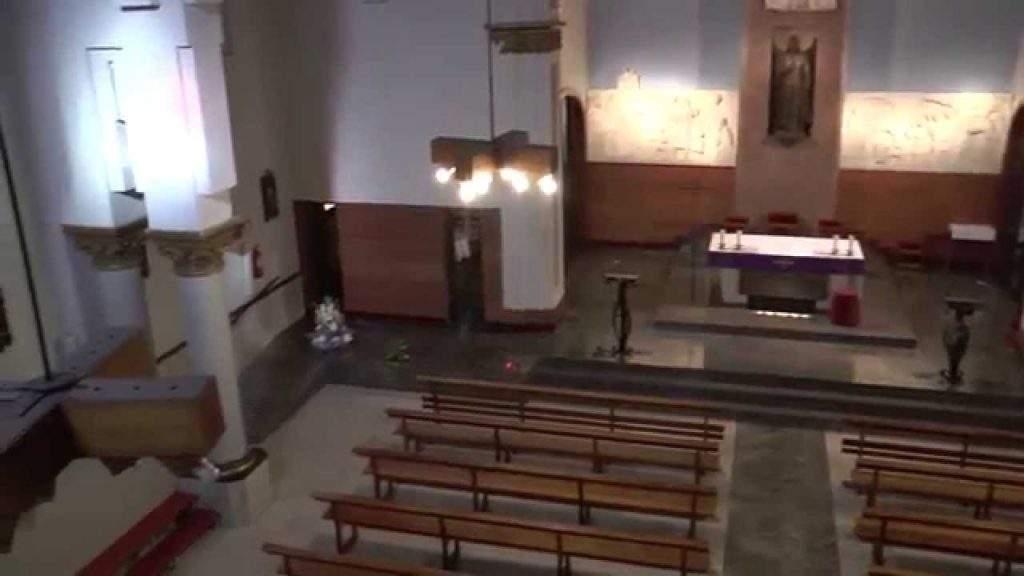 parroquia de sant pere manyanet