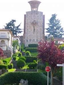 Parroquia de Sant Pere Màrtir (Olot)