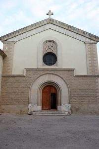 parroquia de sant pere platja calafell