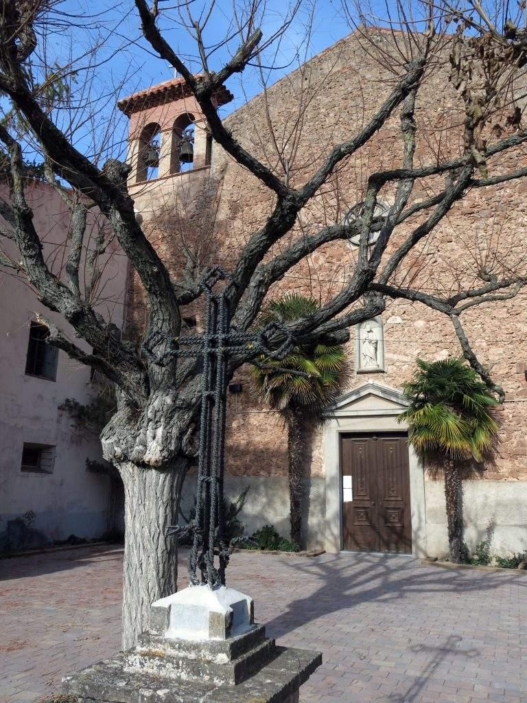 parroquia de sant pere rellinars