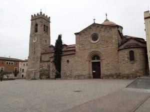parroquia de sant pere rubi