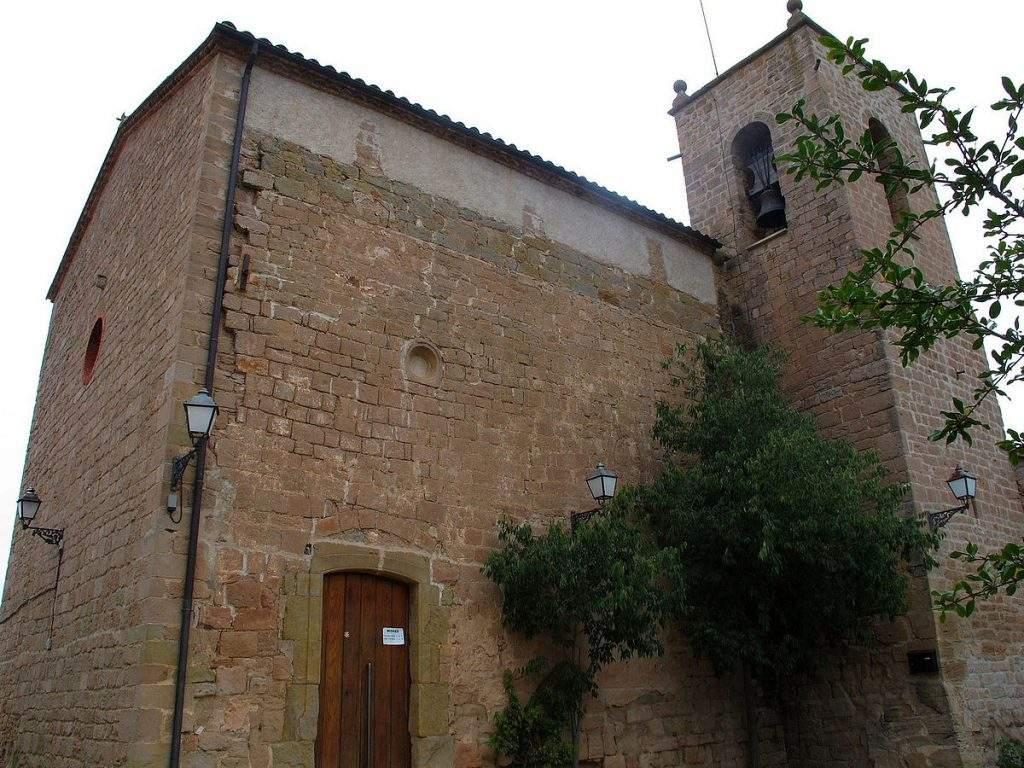 parroquia de sant pere sant pere sallavinera