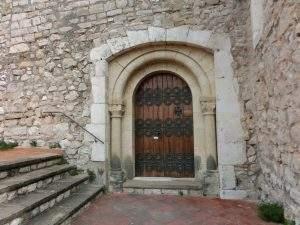 Parroquia de Sant Pere (Santuari de la Mare de Déu de la Fontsanta) (Subirats)