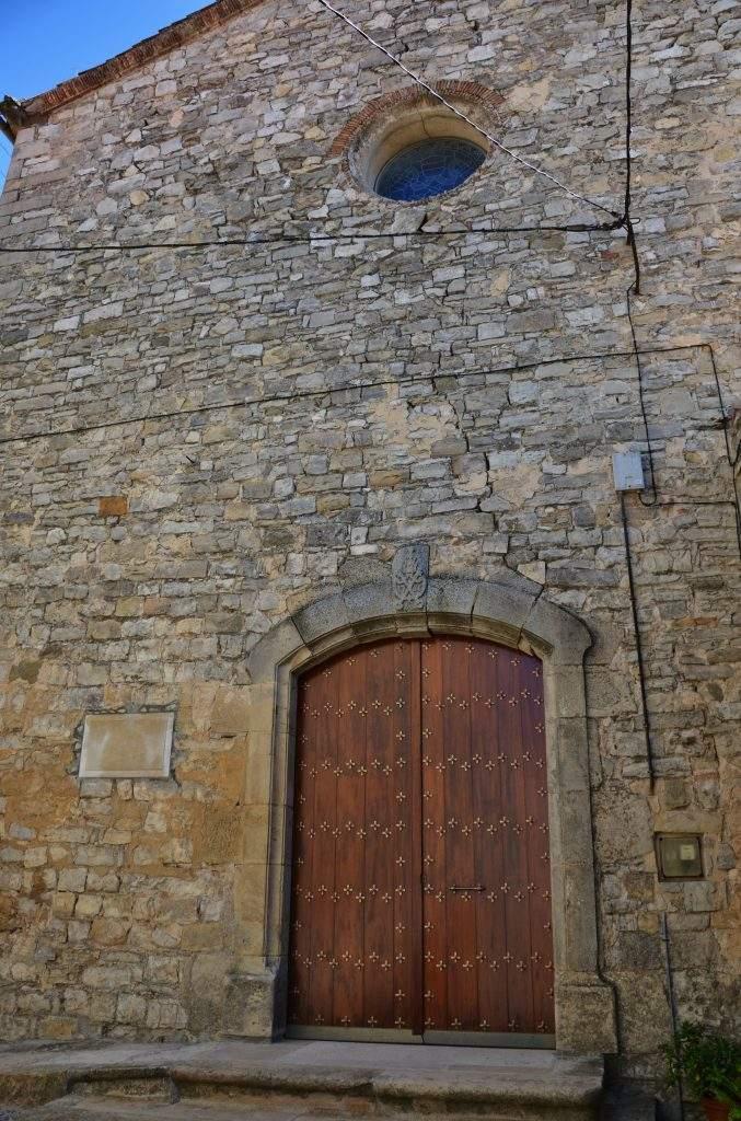 parroquia de sant pere savalla del comtat