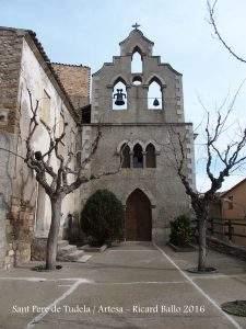 Parroquia de Sant Pere (Tudela de Segre)