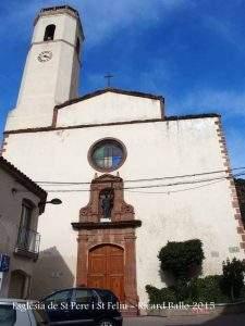parroquia de sant pere vacarisses
