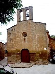 parroquia de sant ponc vall llebrera