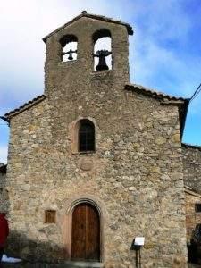 parroquia de sant quirze i santa julita ossera