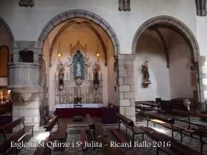 parroquia de sant quirze i santa julita viladamat