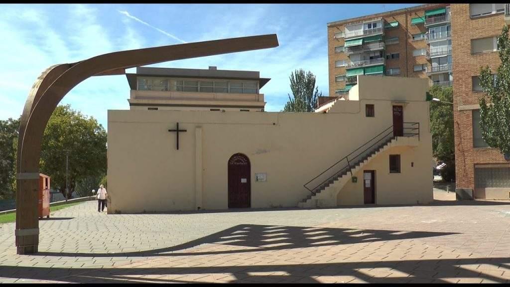 parroquia de sant rafael arcangel barcelona