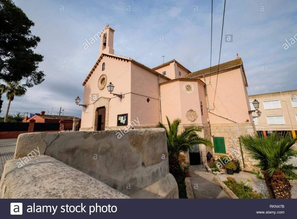 parroquia de sant roc son roca palma de mallorca