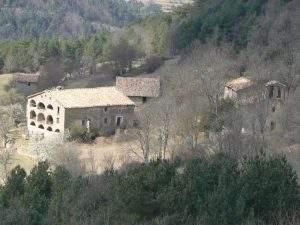 Parroquia de Sant Romà d'Aranyonet (Gombrèn)