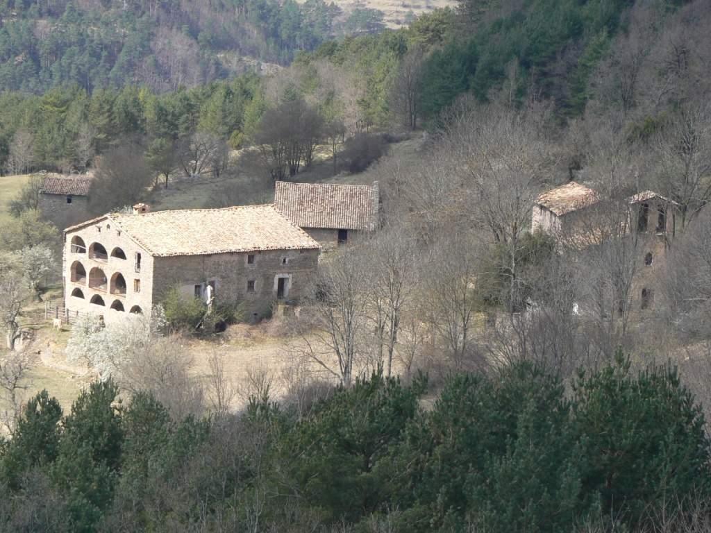 parroquia de sant roma daranyonet gombren