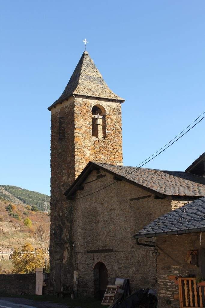 parroquia de sant roma pallerols del canto