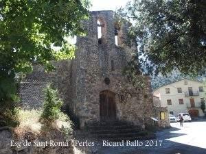parroquia de sant roma perles
