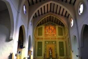 parroquia de sant sadurni castellvi de la marca 1