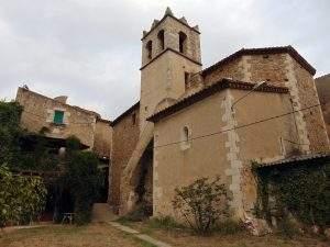 parroquia de sant sadurni sant julia de ramis