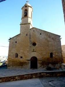 parroquia de sant salvador alentorn