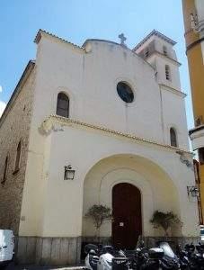 Parroquia de Sant Salvador de la Marina (Eivissa)