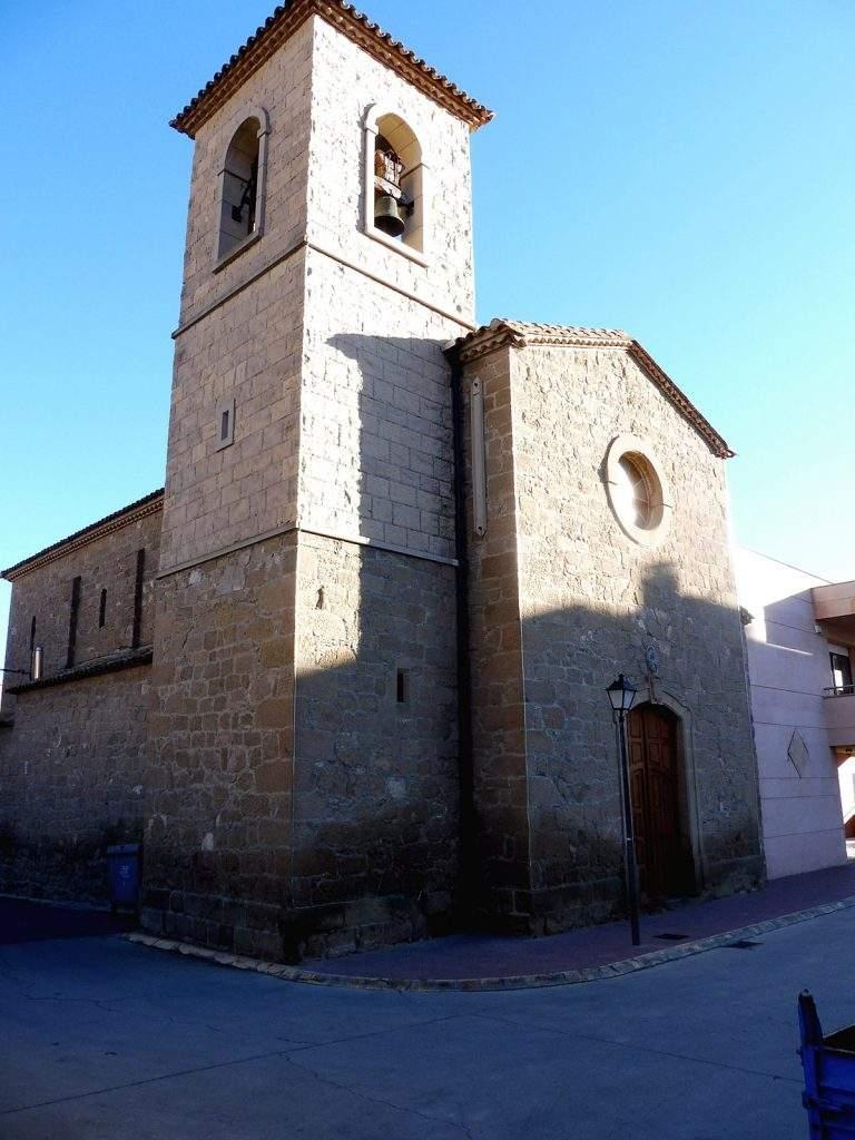 parroquia de sant salvador gerb