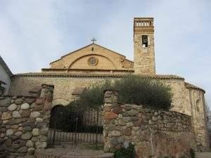 parroquia de sant salvador polinya
