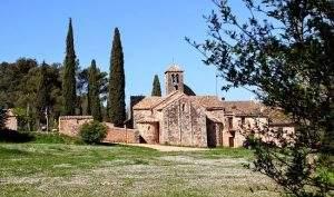parroquia de sant sebastia de montmajor caldes de montbui