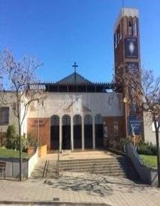 Parroquia de Sant Sebastià de Pomar (Badalona)
