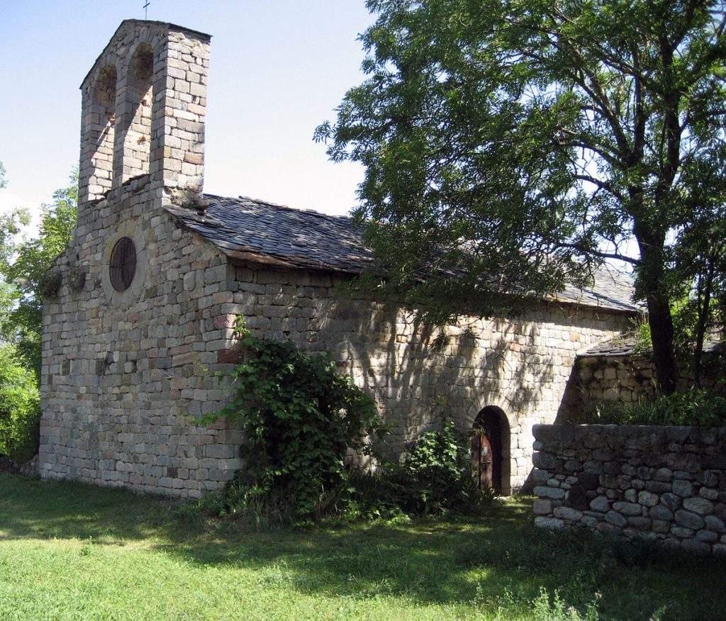 parroquia de sant serni coborriu de bellver