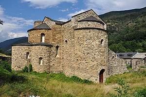 parroquia de sant serni de tavernoles anserall