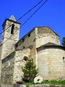 parroquia de sant serni meranges