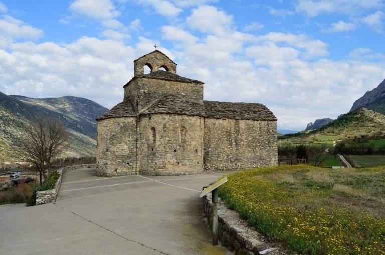 parroquia de sant serni montella
