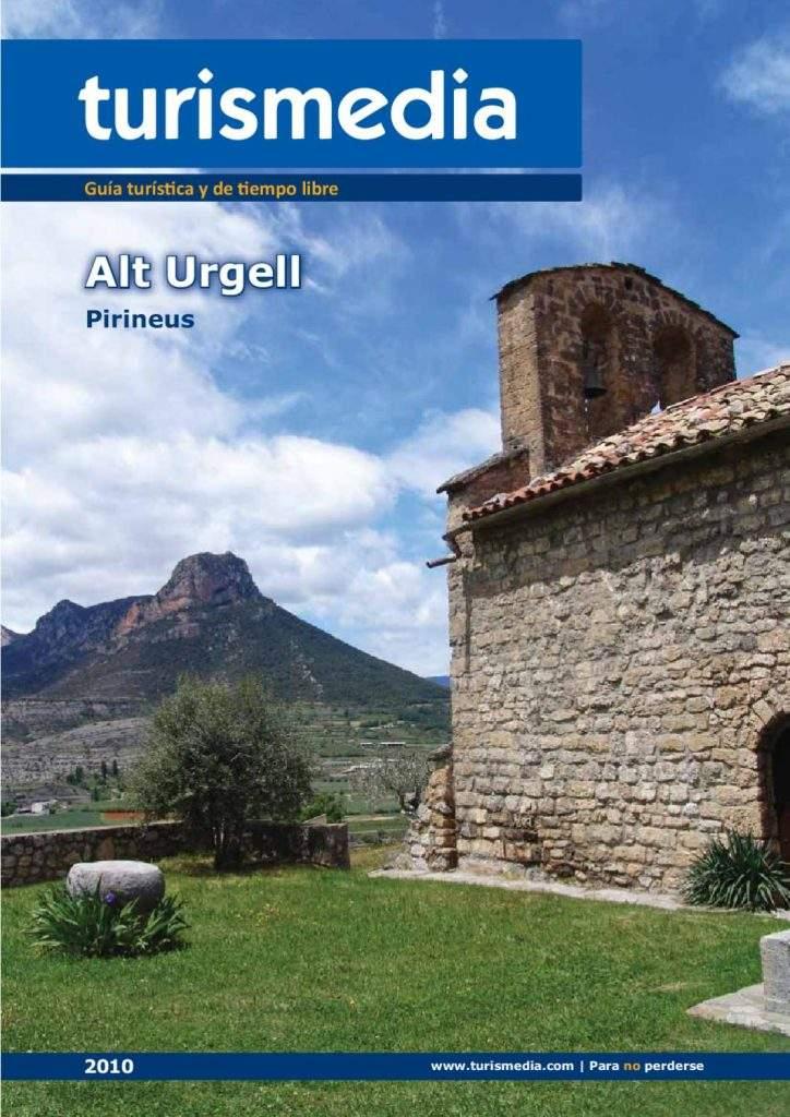 parroquia de sant serni sallent de castellbo