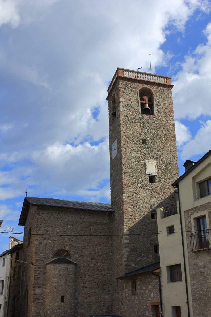 parroquia de sant tirs el pla de sant tirs