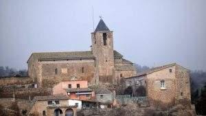 Parroquia de Sant Tirs (Oliola)