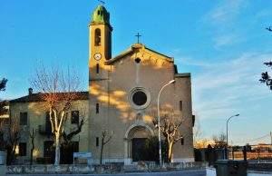 parroquia de sant valenti les cabanyes