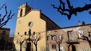 Parroquia de Sant Vicenç (Castellbisbal)