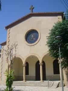 parroquia de sant vicenc castelloli