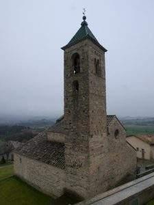 parroquia de sant vicenc malla