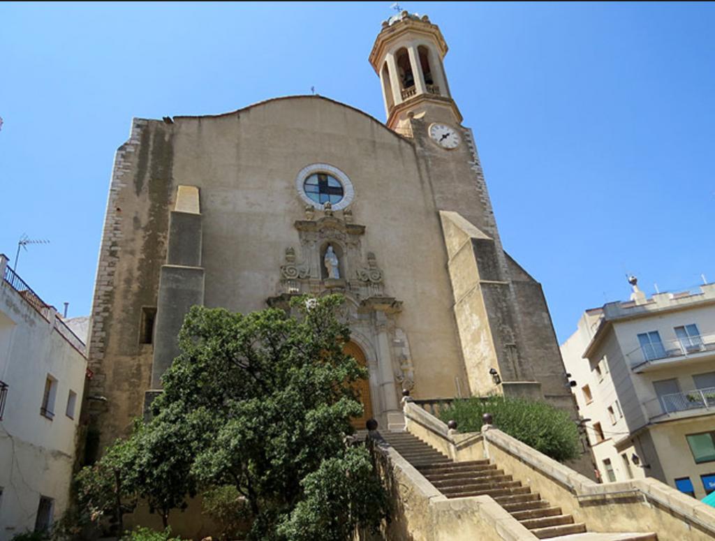 parroquia de sant vicenc torrent